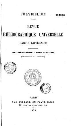 Polybiblion PDF