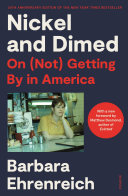 Nickel and Dimed  20th Anniversary Edition  PDF