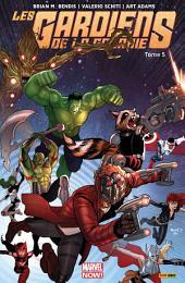 Les Gardiens de la Galaxie: Les Gardiens rencontrent les Avengers