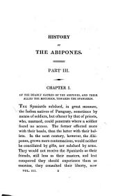 An Account of the Abipones: An Equestrian People of Paraguay, Volume 3
