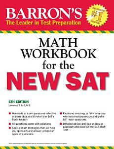 Math Workbook for the NEW SAT Book