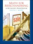 Merchandising Math Handbook For Retail Management Book PDF