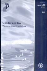 Gender and Law PDF