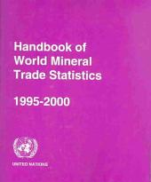Handbook of World Mineral Trade Statistics, 1995-2000