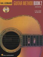 Hal Leonard Guitar Method Book 2: Second Edition with Audio