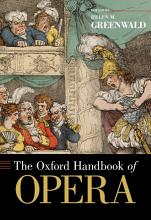 The Oxford Handbook of Opera PDF