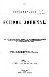 Pennsylvania School Journal: Volume 2