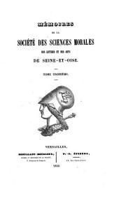 Memoires: Volume3