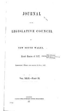 Journal of the Legislative Council PDF