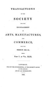 Transactions: Volume 49