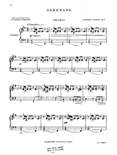 Serenade, Op. 7