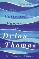 The Collected Poems of Dylan Thomas PDF