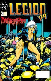 L.E.G.I.O.N. (1989-) #62