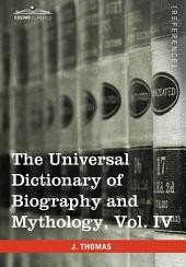 The Universal Dictionary of Biography and Mythology: Pro - Zyp