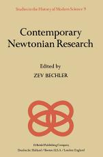 Contemporary Newtonian Research PDF