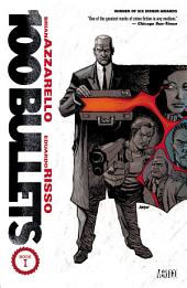 100 Bullets Book One: Book 1