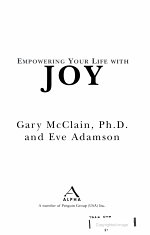 Empowering Your Life with Joy