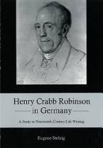 Henry Crabb Robinson in Germany