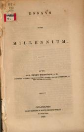 Essays on the millennium