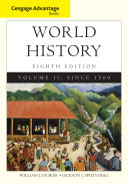 Cengage Advantage Books  World History  Volume II