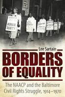 Borders of Equality PDF