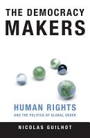 The Democracy Makers PDF