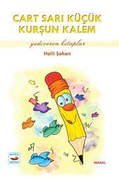 Cart Sarı Küçük Kurşun Kalem: Yediveren Kitaplar - Koza Yayın Dağıtım AŞ.