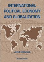 International Political Economy and Globalization PDF