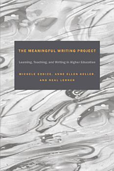 The Meaningful Writing Project PDF