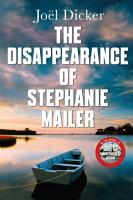 The Disappearance of Stephanie Mailer PDF