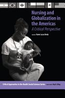 Nursing and Globalization in the Americas PDF