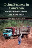 Doing Business in Cameroon PDF