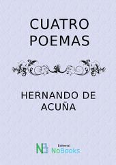 Cuatro poemas