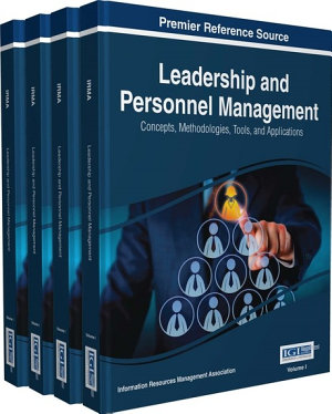 Leadership and Personnel Management  Concepts  Methodologies  Tools  and Applications