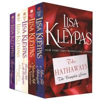 The Hathaways Complete Series PDF
