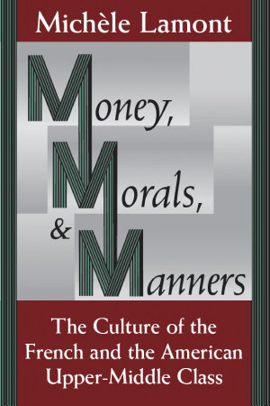 Money  Morals  and Manners PDF