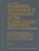 R R  Bowker s Publishers  Distributors   Wholesalers of the United States 2000 2001