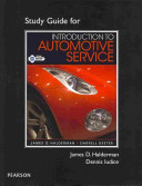Study Guide for Introduction to Automotive Service