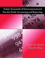 Today s Essentials of Governmental and Not for Profit Accounting and Reporting PDF
