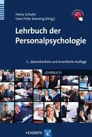 Lehrbuch der Personalpsychologie PDF