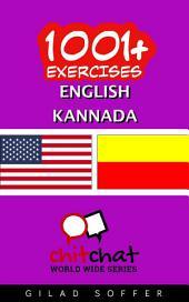 1001+ Exercises English - Kannada