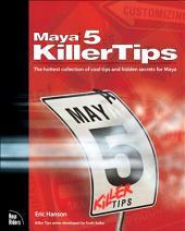 Maya 5 Killer Tips