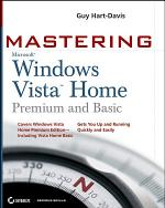 Mastering Microsoft Windows Vista Home