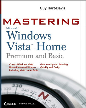 Mastering Microsoft Windows Vista Home PDF