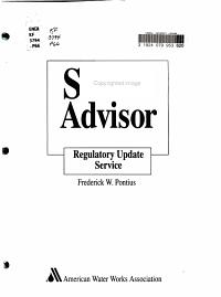SDWA Advisor