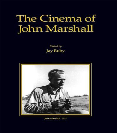 Cinema of John Marshall PDF