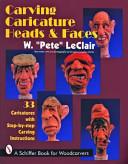 Carving Caricature Head   Faces PDF
