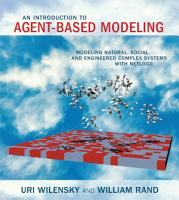 An Introduction to Agent Based Modeling PDF