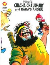 Chacha Chaudhary and Raka's Anger English