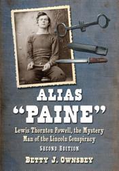 Alias Paine  Book PDF